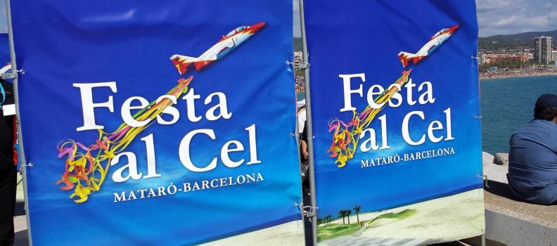 Mercury Barcelona presente en la Festa al Cel 2015