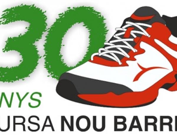 30 Cursa popular Nou Barris
