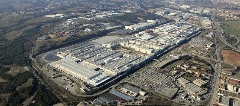 Mercury Barcelona en la jornada de puertas abiertas en la factoría de Seat en Martorell