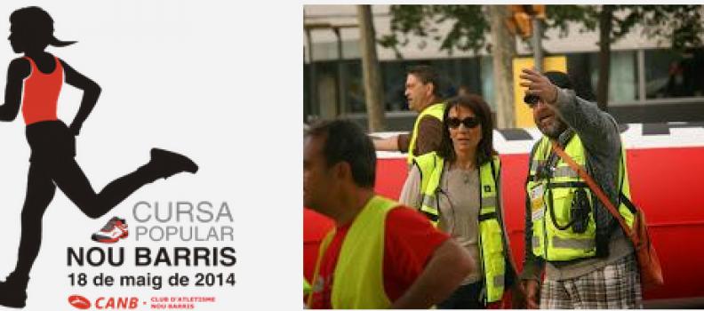28a Cursa popular Nou Barris 2014
