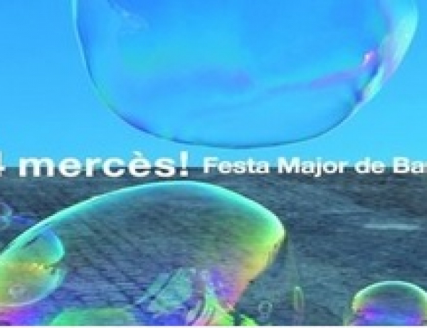Festes de la Mercè 2014